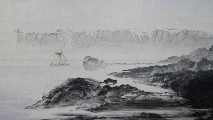 nordkapp peder balke 1870 - arene