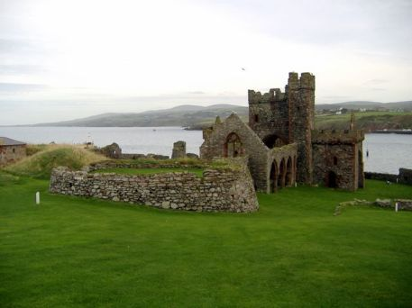 ruiny Peel
