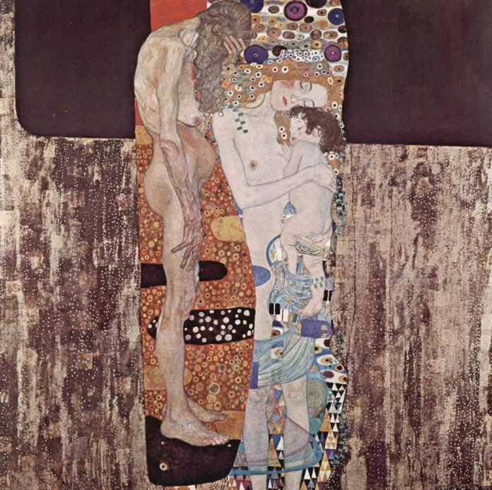 Gustav Klimt Dziecko