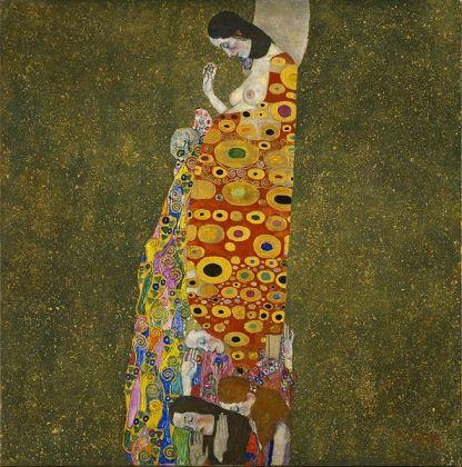 Gustaw Klimt Nadzieja