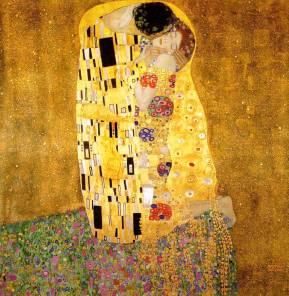 Gustaw Klimt - Pocałunek