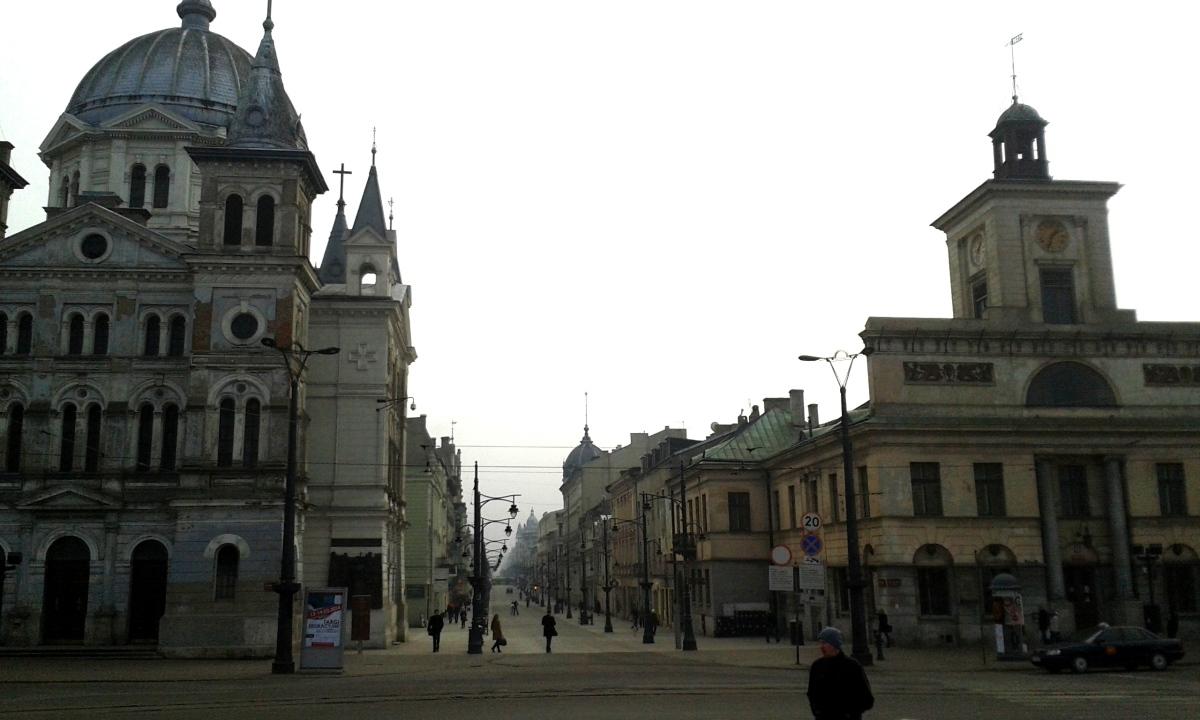 Kto w Europie ma najdłuższą ulicę? Oczywiście Łódź!