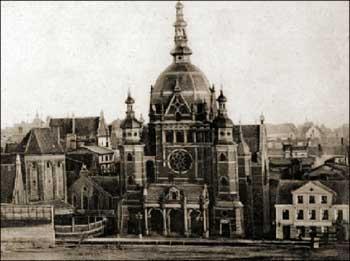 Wielka Synagoga z Gdańska