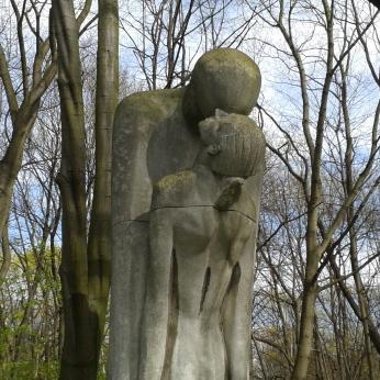 Xawery Dunikowski - Dusza odrywająca się od ciała