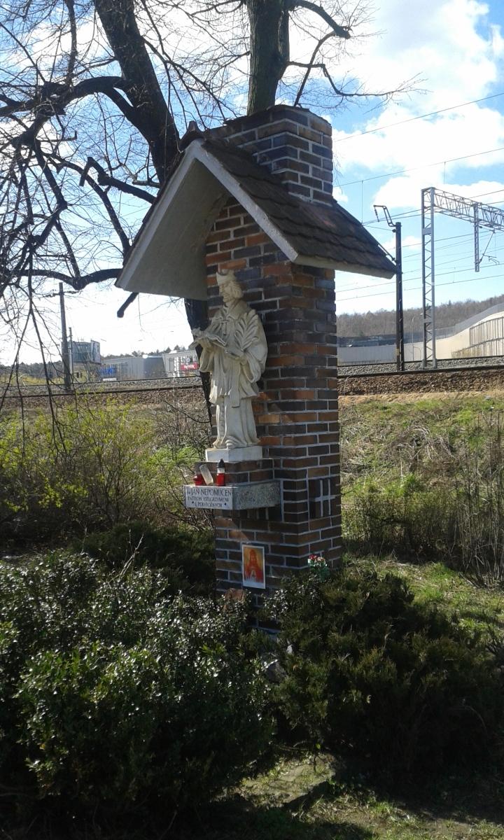 Kto pilnuje Gdyni, czyli gdyńskie kapliczki przydrożne
