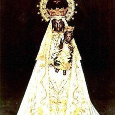 Czarna Madonna z: wikipedia