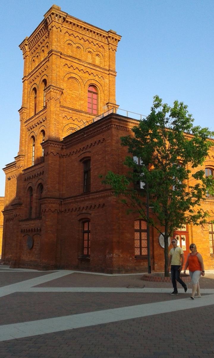 Łódź miasto kontrastów