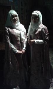 tradycyjne stroje czeczeńskie