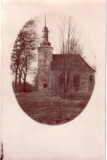 kościół kolibki