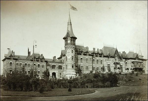 pałac carski