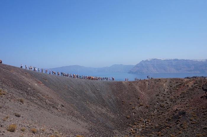 samotność na kraterze