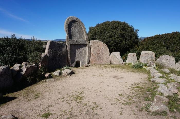 grobowiec gigantów