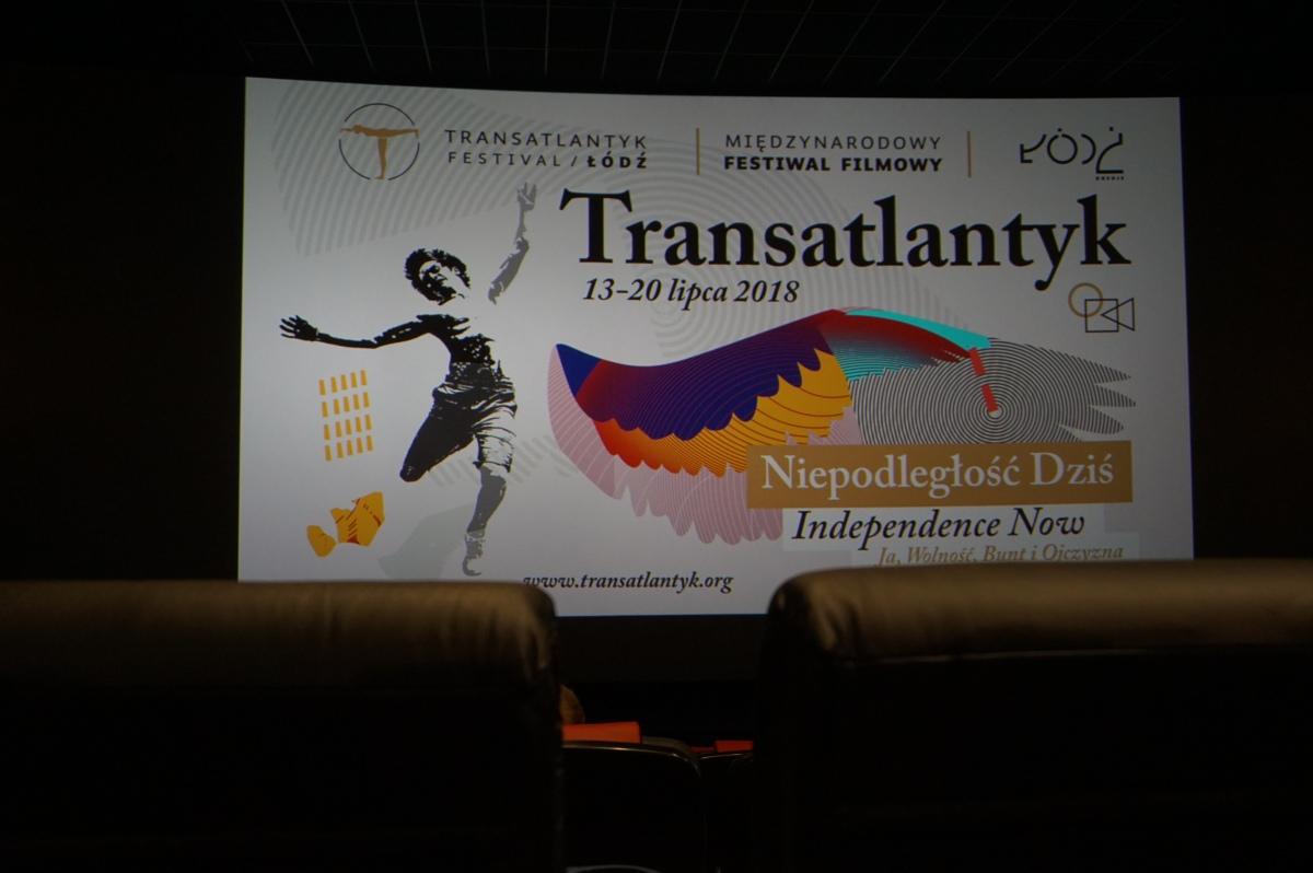 Kulinarny Festiwal Filmowy Transatlantyk w Łodzi